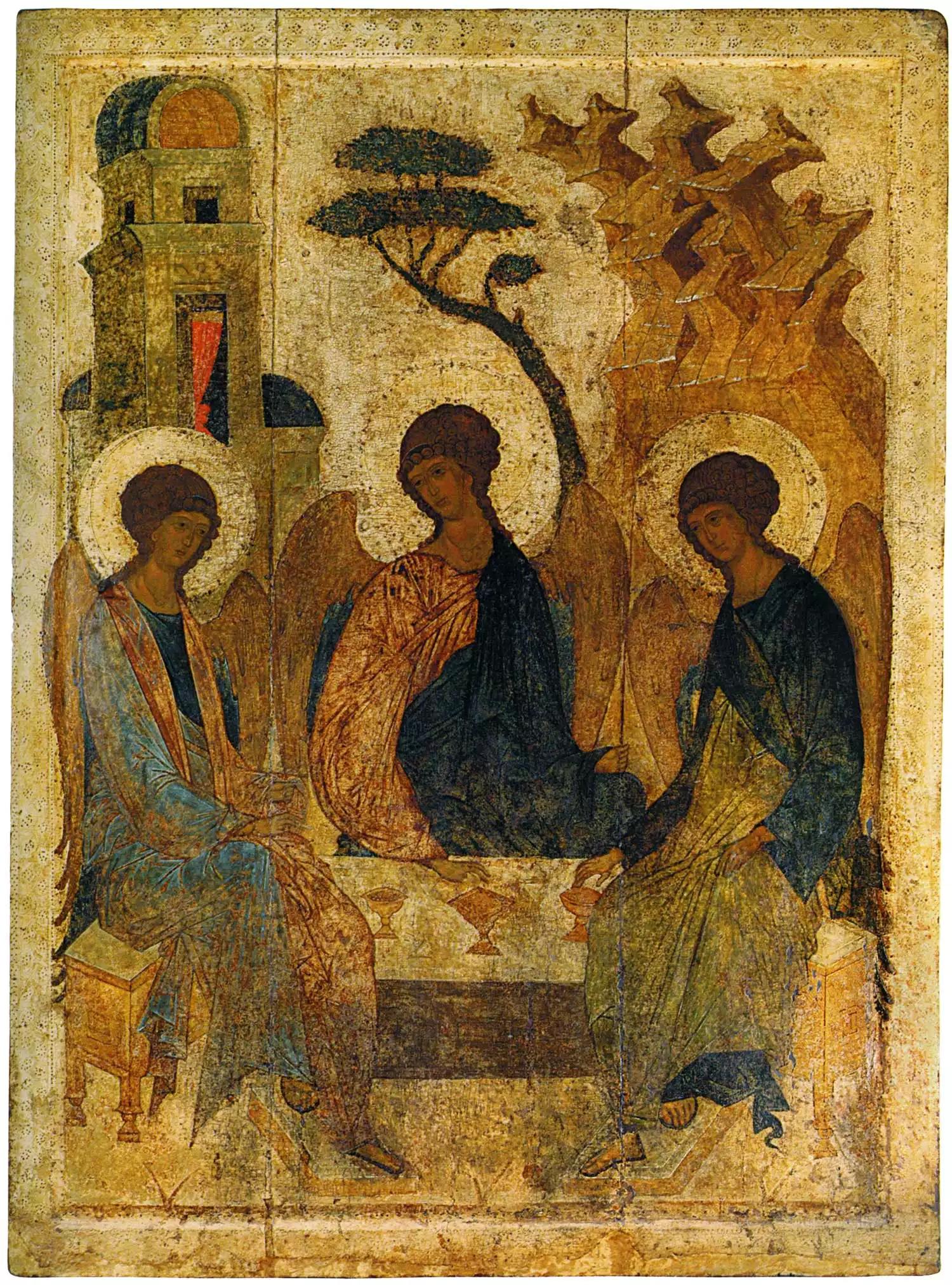 День Святой Троицы, Пятидесятница