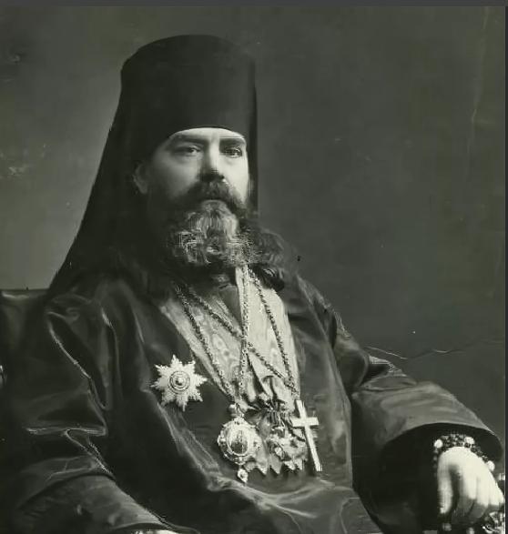Речь при пострижении в монашество и. д. доцента Ивана Петровых, в иночестве Иосифа, 26 августа 1901 г.