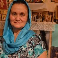 Рисунок профиля (Православная Ольга)